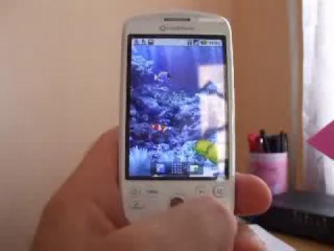 HTC magic-cyanogen 6- 2.1 cyanogen