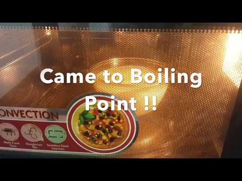 How to Boil Milk in Microwave ? | No Spillage ( In Marathi with English Titles)