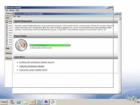 Windows Server 2008 R2 Quick Look #4 - System Health Report
