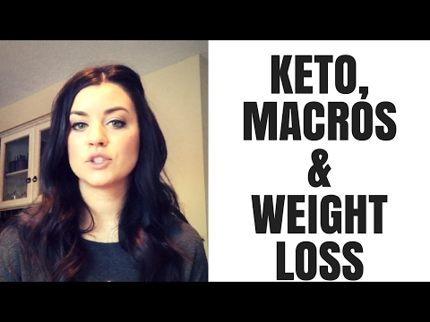 Keto & Macros | Do I Track? | Weight Loss | 8 Week Challenge
