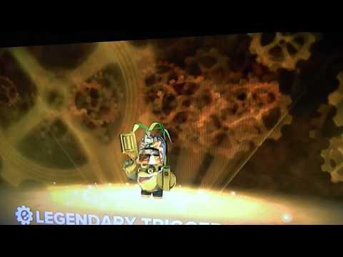 Skylanders Swap Force Hint: Matching elemental Skylanders can unlock chests for OTHER skylanders
