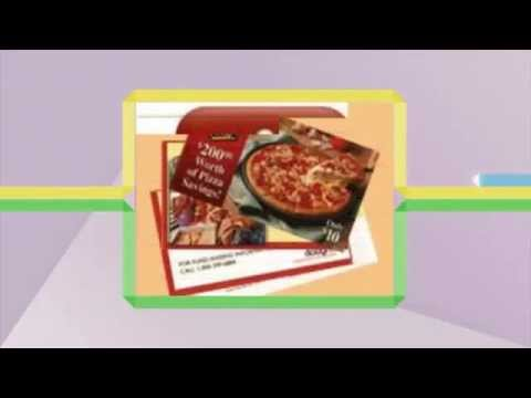 Pizza Hut Coupons $400 Official Coupon Books Virtually FREE