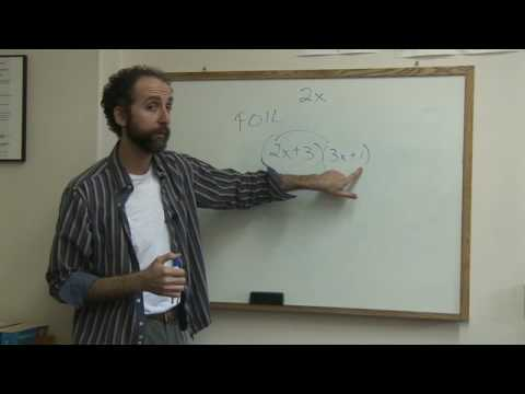 Math Fractions & Equations : Finding the Product of Polynomials