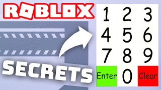 5 ROBLOX SECRETS