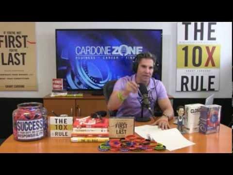 The Ten Commandments of Retail Sales - Cardone Zone
