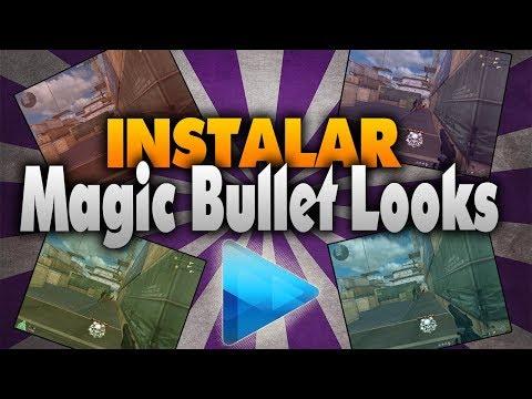 Magic Bullet Looks cual quier version SONY VEGAS | 2018 | HenaoJara