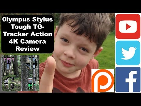 0lympus Stylus Tough TG-Tracker Action Camera | 4K Camera Review