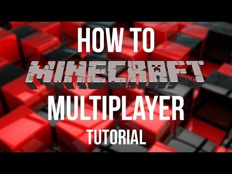 Minecraft (Mineshafter) Multiplayer LAN (Tutorial/2016-2018)