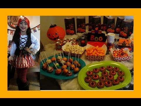 Halloween Party Ideas! Affordable Party Ideas For Halloween + Halloween Costume