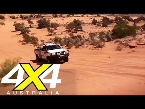 How to Drive on Sand | 4X4 Australia