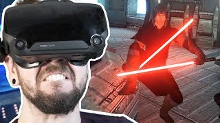 I Turned Blade and Sorcery Into A STAR WARS VR game