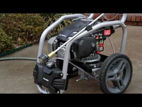 2700 PSI Gasoline Pressure Washer (UT80709)