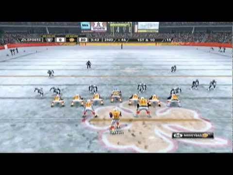 Madden NFL 12 Created Team Xbox Live Highlights