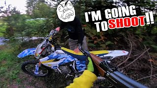 Stealing My Dirt Bike Back