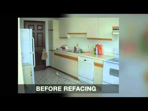Halifax Kitchen Cabinet Refacing - New Doors and Counter Tops Call (902) 448-2108