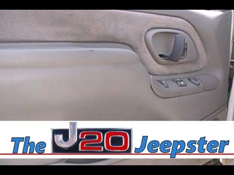 Replacing inside door handle on 95-99 Chevy 1500
