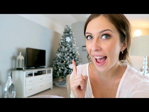 DECORATING MY CHRISTMAS TREE!