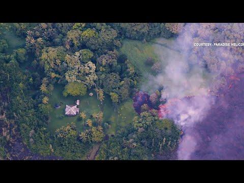 Hawaii tourism hit hard by Kilauea volcano eruption