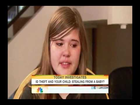 Child ID Theft: Social Security Numbers Stolen Before Birth!