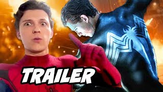 Download Spider-Man Far From Home Trailer and Venom Crossover News Breakdown Video