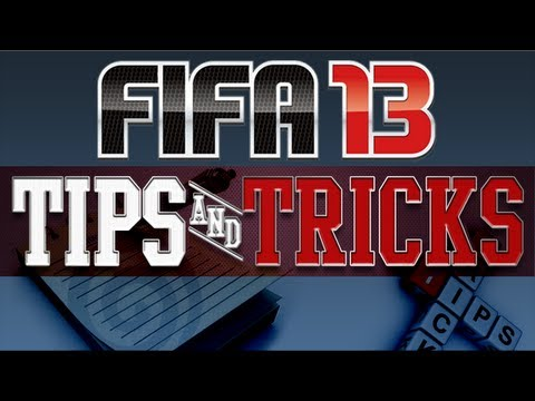 FIFA 13 Ultimate Team Tricks, Tips and Hints - Episode 2