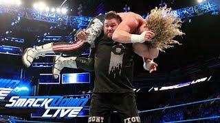 Dolph Ziggler vs. Kevin Owens: SmackDown LIVE, Feb. 20, 2018