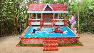 ईंट का स्विमिंग पूल Brick House Swimming Pool Comedy Video हिंदी कहानिया Hindi Kahaniya Comedy Video