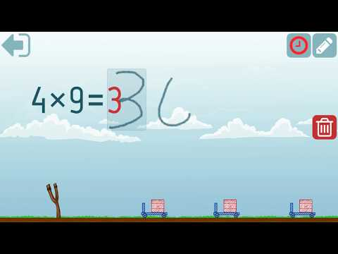 Fourth grade Math - Multiplication