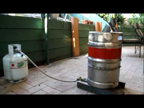 How to make a keg hangi in 10 mins
