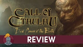 Call of Cthulhu Dark Corners of the Earth Review