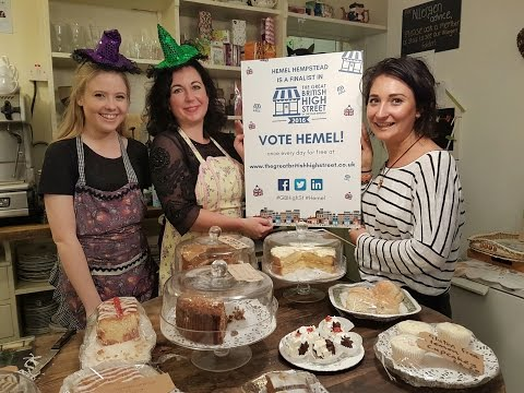 Vote for Hemel Hempstead!
