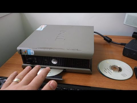 How to move an old HDD with an old Windows XP install to a new PC