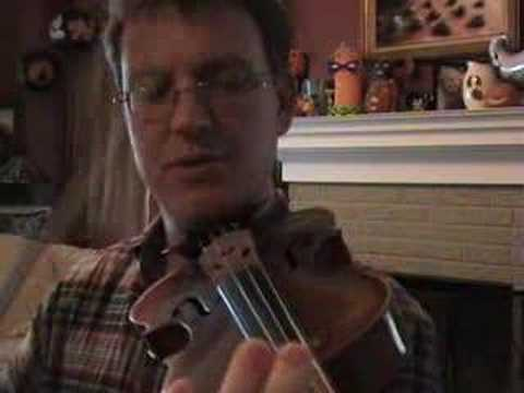 Violin Lesson #41; Introduction to Double-Stops pt.1