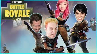 Launching Into Fortnite Glory! [Fortnite Battle Royale]
