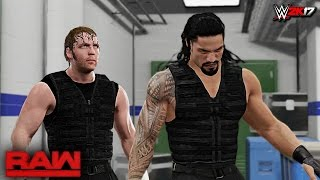 WWE 2K17 Custom Story - The Shield Destroys Bray Wyatt Raw 2017 ft. Brock Lesnar, Orton - PART 23