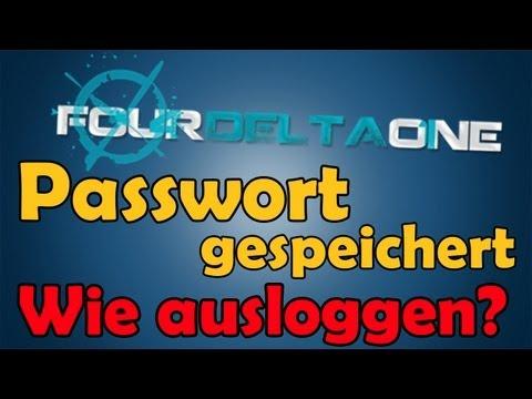 Gespeichertes Passwort bei Four Delta One löschen [HD] - TutorialChannel
