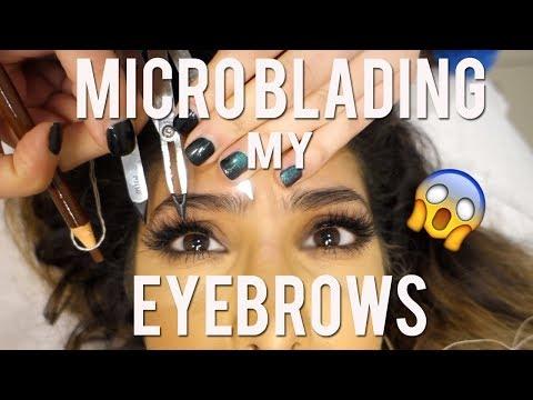 VLOG: MICROBLADING MY EYEBROWS, DIYAS BIRTHDAY AND EVENTS