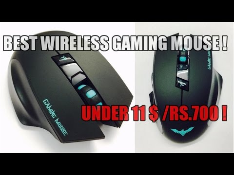 Havit HV-MS976GT Wireless Gaming Mouse Unboxing & Overview (INDIA)