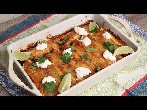 Slow Cooker Beef Enchiladas Recipe | Episode 1124