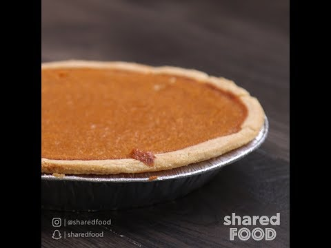Elvis' Sweet Potato Pie