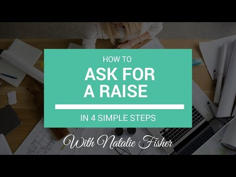 How to Ask for a Raise (in 4 simple steps)