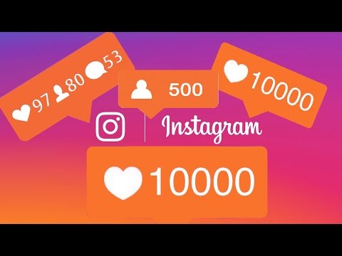 How To Mass Follower Users on Instagram! 2017