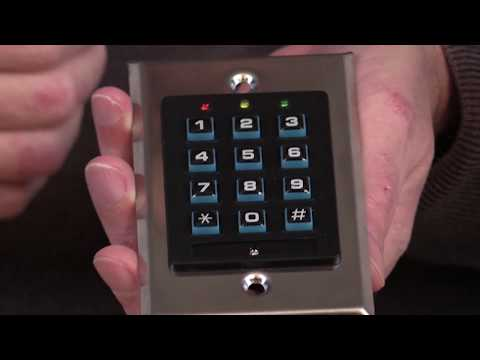 Internal Door Keypad Access Kit with Exit Buttons & Release    LocksOnline Product Review