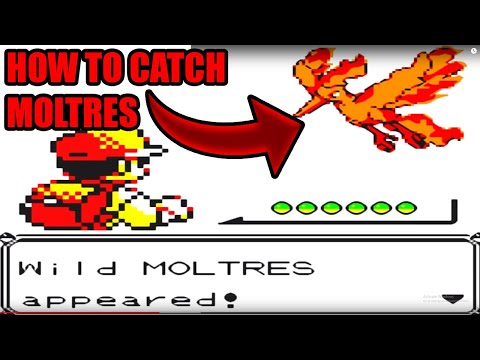Pokemon Yellow Walkthrough [HD] Part 52 - Victory Road and Moltres