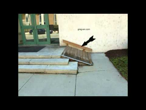 Don't Build Steep Ramps - Renovations For Disabled Individuals