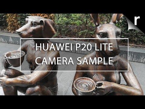 Huawei P20 Lite Camera Test (Full HD Video Sample)