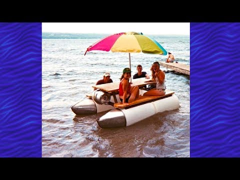 Picnic Table Boat | Theonomics