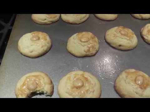 Aunt Maria's Greek Almond Cookie Recipe