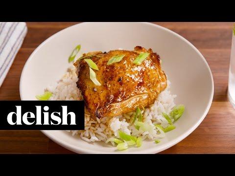 Honey Lime Chicken | Delish + McCormick