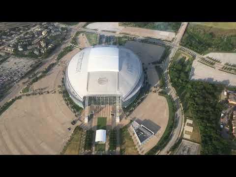 Starlight Flight - AT&T Stadium - Dallas Cowboys